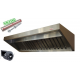 Okap Gastronomiczny S 150x70x40 Filtry TurbinaMEGA