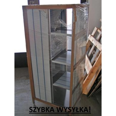 Szafa Przelotowa 80x50x180 Stal Nierdzewna NOWA
