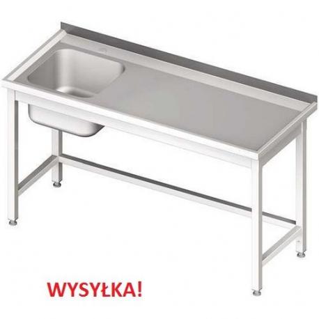 Stół Gastronomiczny 150x50x85 Zlew Spawany