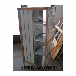 Szafa Przelotowa 60x50x180 Stal Nierdzewna NOWA