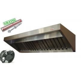 Okap Gastronomiczny S 300x70x40 Filtry Wentylator